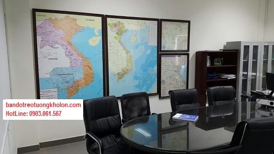 Tại Hà Nội, Đà Nẵng, TP HCM thì mua bản đồ ở đâu?