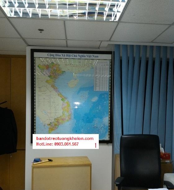 Địa điểm bán bản đồ việt nam uy tín với nhiều ưu đãi