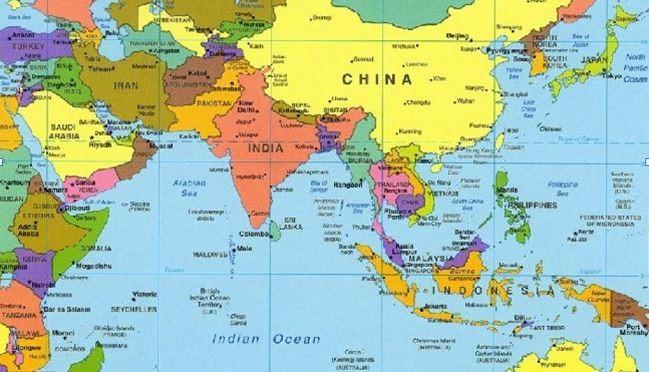 Bản đồ biển