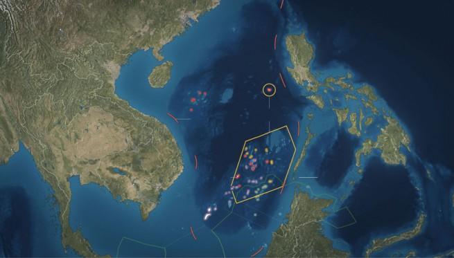 Mua bản đồ thế giới chụp từ vệ tinh ở đâu chất lượng?