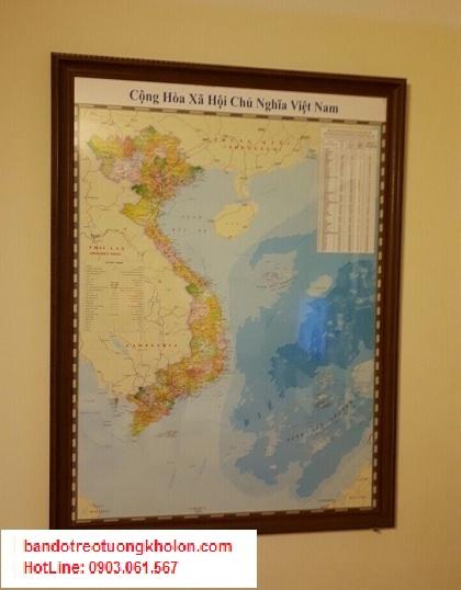 Mua bản đồ Việt Nam ở đâu là tốt nhất?