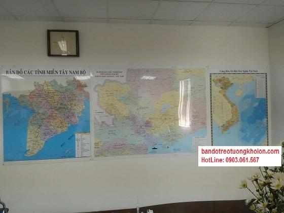 bán bản đồ việt nam tại đà nẵng