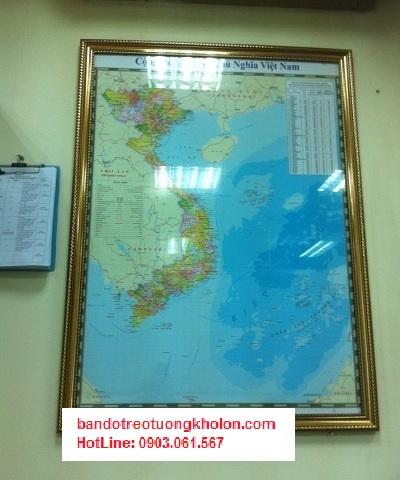 địa chỉ bán bản đồ việt nam tại hà nội