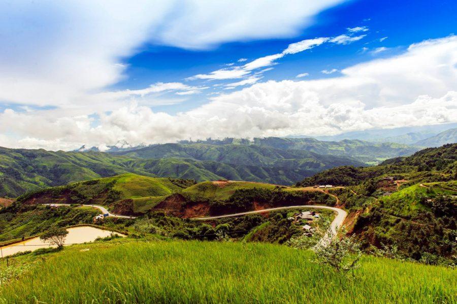 Du lịch đèo Pha Đin