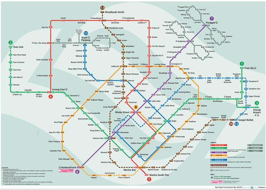 Mách bạn cách xem bản đồ du lịch đúng nhất